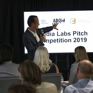 Sandia Pitch Competition 2019